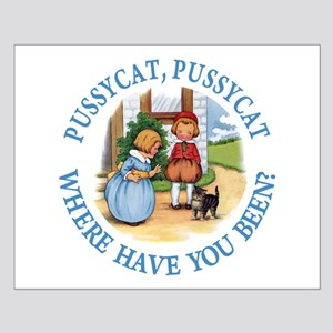 PUSSY CAT, PUSSY CAT Small Poster