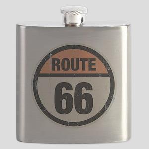 Round 66 Flask