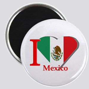 I love Mexico Magnet