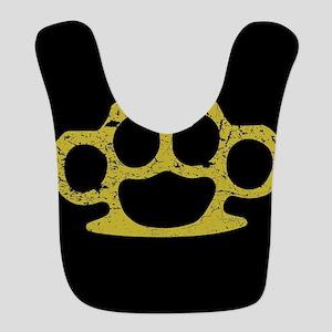 Brass Knuckles Bib