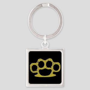 Brass Knuckles Keychains