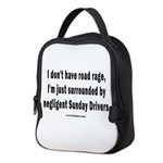Sunday Drivers worse than Road Neoprene Lunch Bag