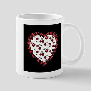Rockabilly Valentine Mugs