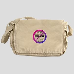 Bisexual Pride - Anti-Biphobia Messenger Bag