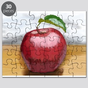 Apple painting Puzzle