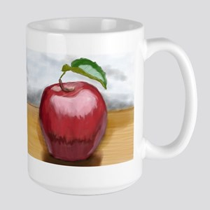 Apple painting Mugs