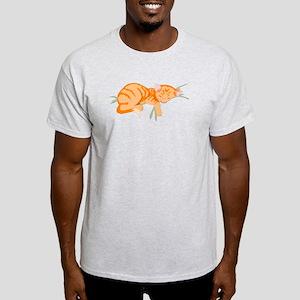 Kitten Sleeping T-Shirt