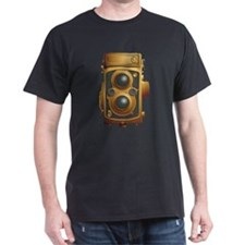 Old Steampunk Camera