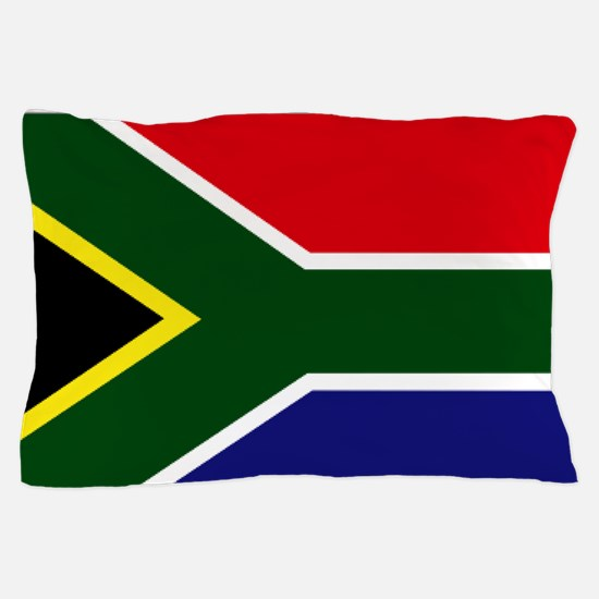 South African flag Pillow Case