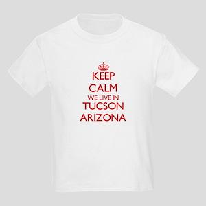 Keep calm we live in Tucson Arizona T-Shirt