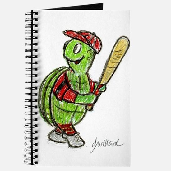 Baseball Turtle Journal
