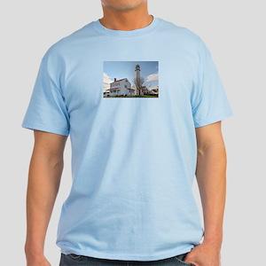 Fenwick Island Lighthouse. Light T-Shirt