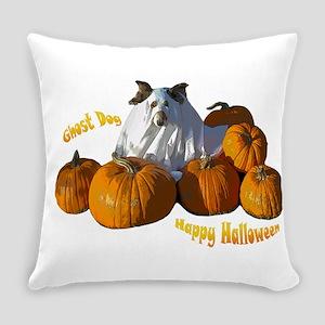 Halloween Ghost Dog Everyday Pillow