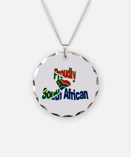 Proudly South African Necklace