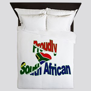 Proudly South African Queen Duvet