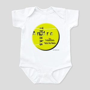 """""""Andre 21 yrs"""" Infant Bodysuit"""