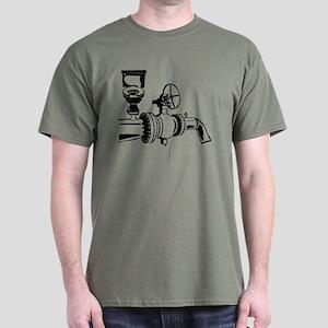 pipeline Dark T-Shirt