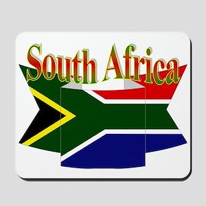 South African ribbon Mousepad