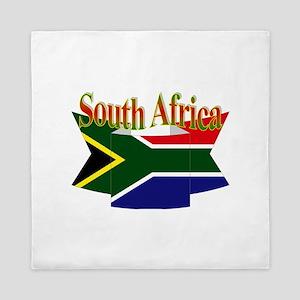 South African ribbon Queen Duvet