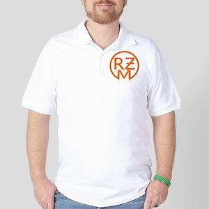 RZM Fahrzeug orange Golf Shirt