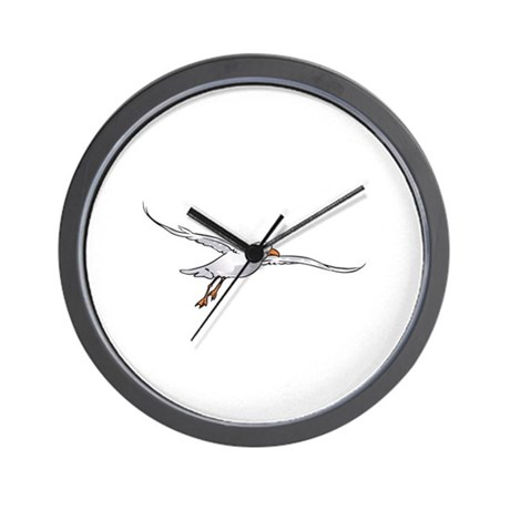 Seagull Wall Clock By Greatnotions5