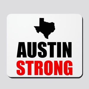 Austin Strong Mousepad