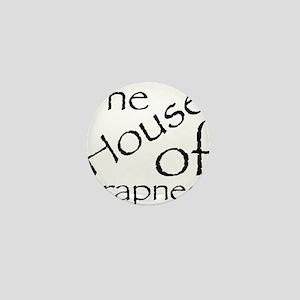The House of Crapness Classic Logo Mini Button