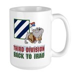 Back to Iraq 3ID Large Mug