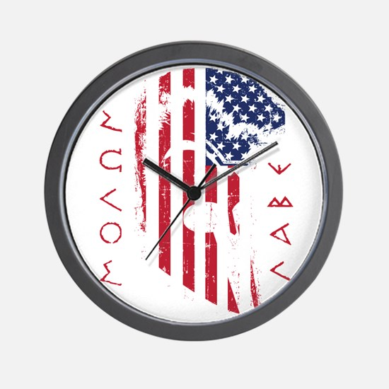 molon labe patrio, Wall Clock