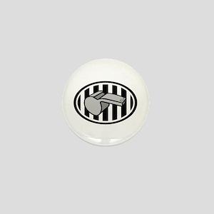 REFEREE LOGO Mini Button