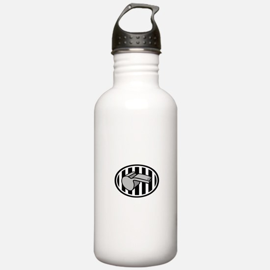 REFEREE LOGO Water Bottle