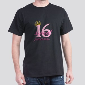 Sweet Sixteen Princess T-Shirt