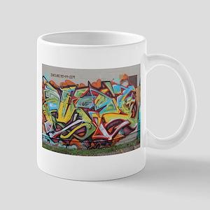 Color Graffiti Mugs