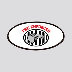 THE ENFORCER Patches