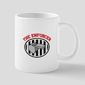 THE ENFORCER Mugs