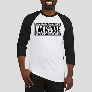 Lacrosse 100 Percent Baseball Jersey