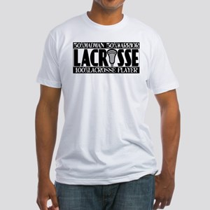 Lacrosse 100 Percent Fitted T-Shirt