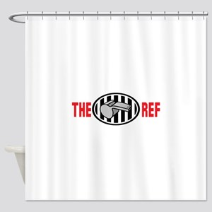 THE REF Shower Curtain