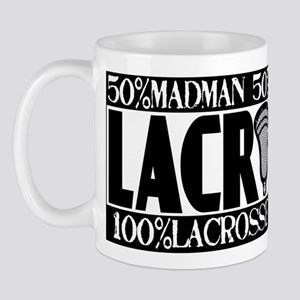Lacrosse 100 Percent Mug
