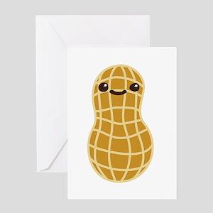 Cute Peanut Greeting Cards