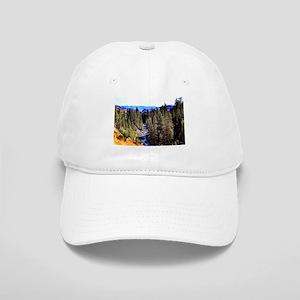 Mountain Stream 1 Baseball Cap