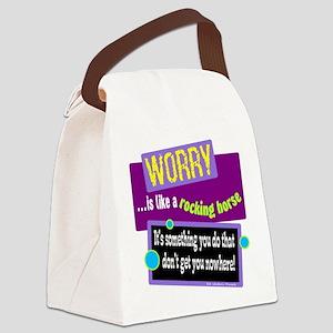 A Rockinghorse Canvas Lunch Bag