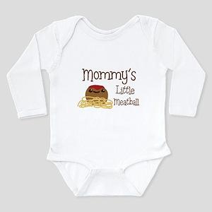 Mommy's Little Meatball Body Suit