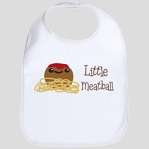 Little Meatball Bib