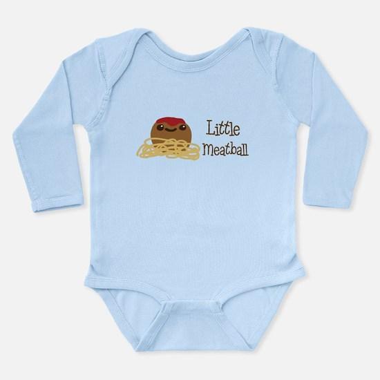 Little Meatball Body Suit