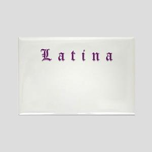 latina Magnets