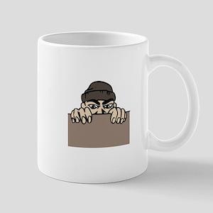 CRIMINAL ACTIVITY Mugs