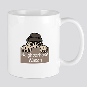 NEIGHBORHOOD WATCH Mugs