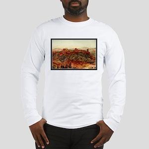 GRANADA ALHAMBRA Long Sleeve T-Shirt