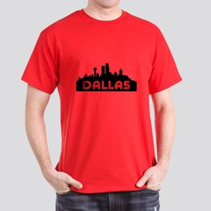 DALLAS TX SKYLINE T-Shirt